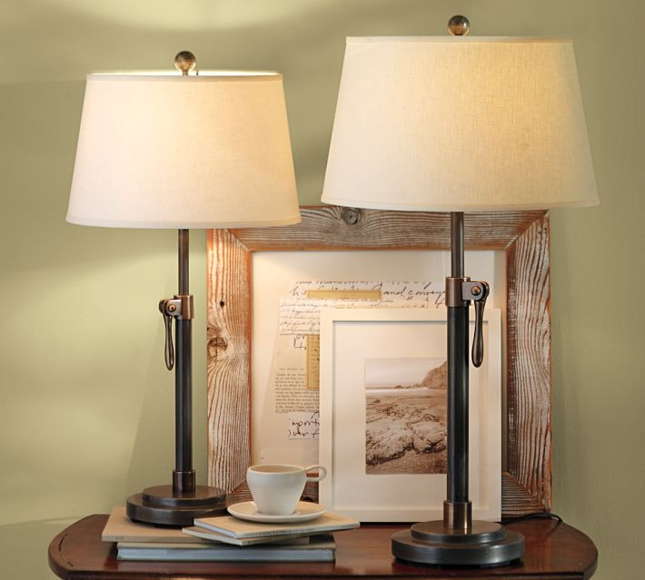 Pottery Barn Alexis Lamp: Affordable Designs: Lighting Trends