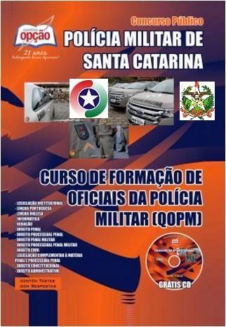 Apostila Concurso PMSC CFO 2014 - Curso de Oficiais de SC.