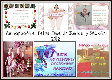 Mis actividades en el 2012