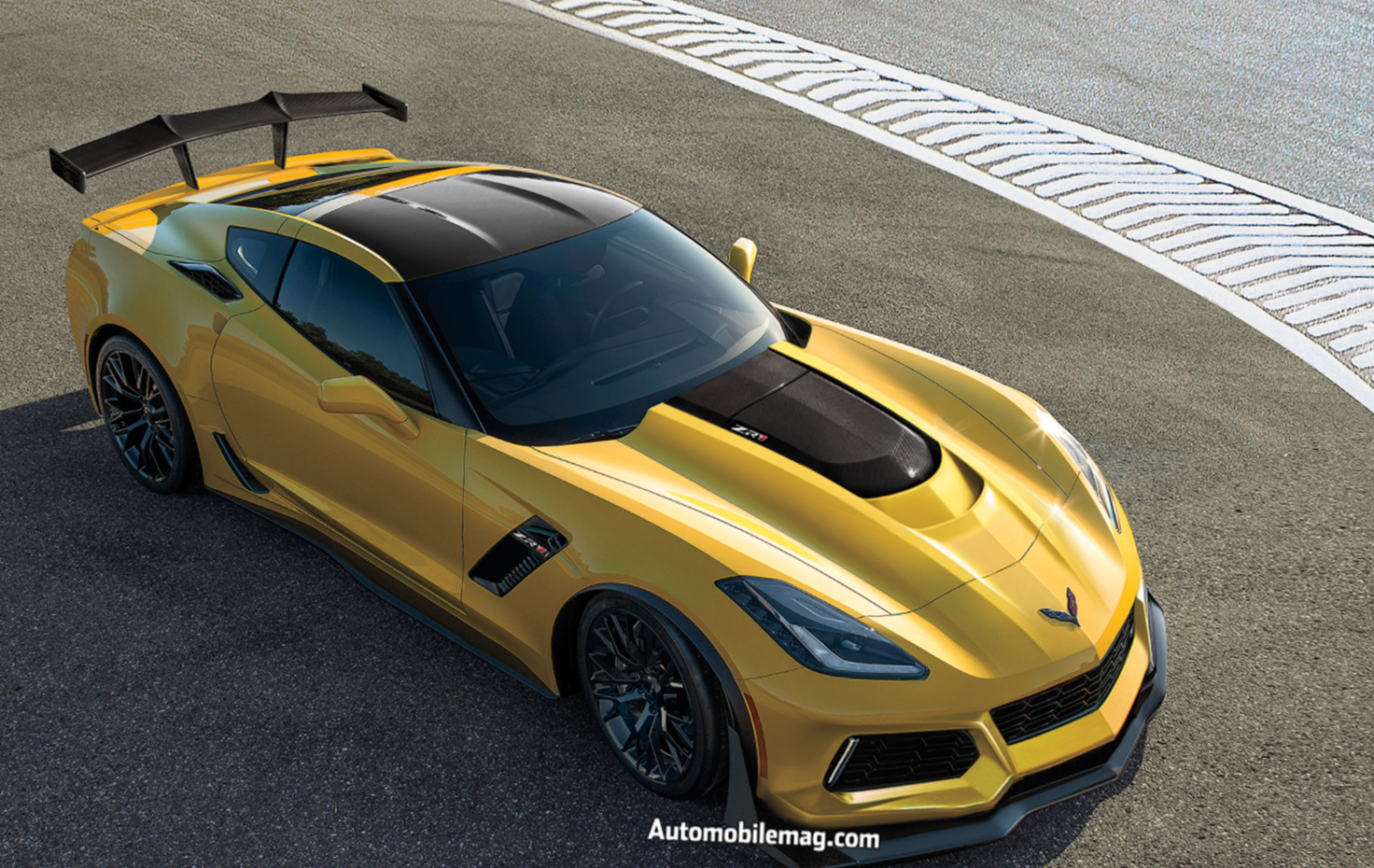 2019 Corvette Zora >> 2019 Corvette ZR1 leak reveals 750 horsepower
