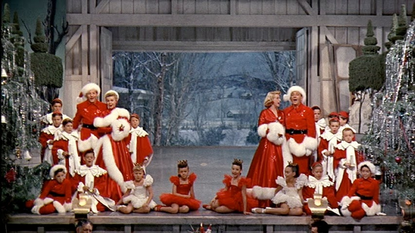 for those who might not have seen it yet white christmas tells the story of two entertainers bob wallace bing crosby and phil davis danny kaye who - The Movie White Christmas