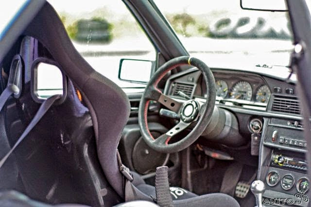 w201 interior