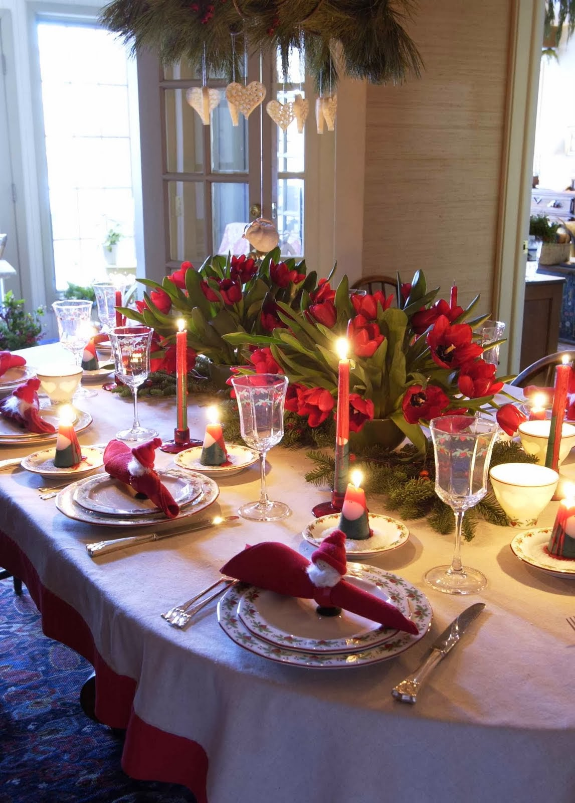 Decoration and Ideas: Ideas on how to Decorate a Christmas Table