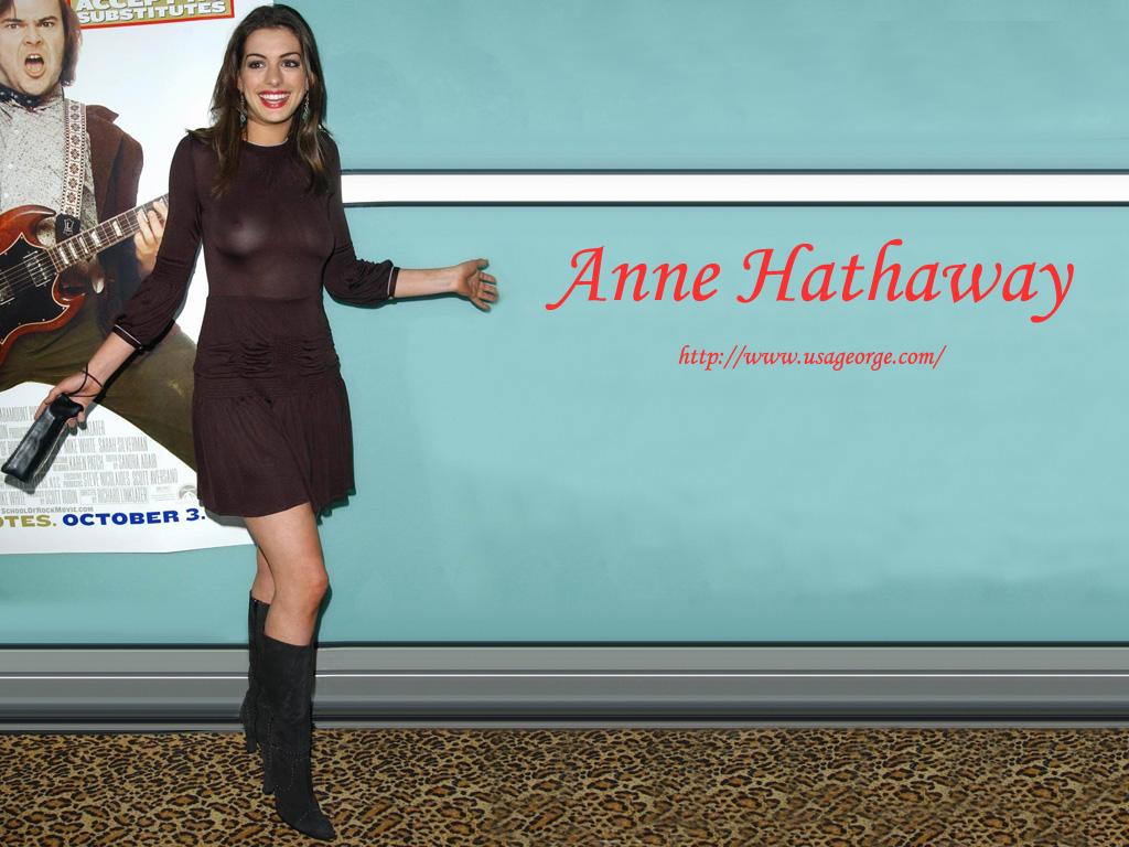 Wikimise: Anne Hathawa... Anne Hathaway Wiki