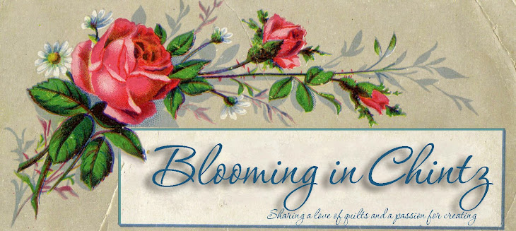 Blooming In Chintz