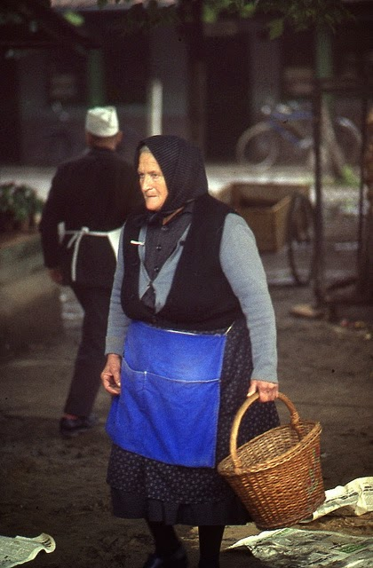 Pictures Of Daily Life In Yugoslavia In The Early 1970s
