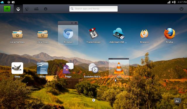 Tentang Joli OS (Operating System)