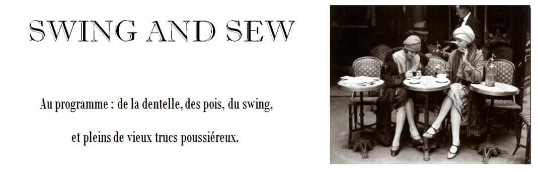 Swing and Sew