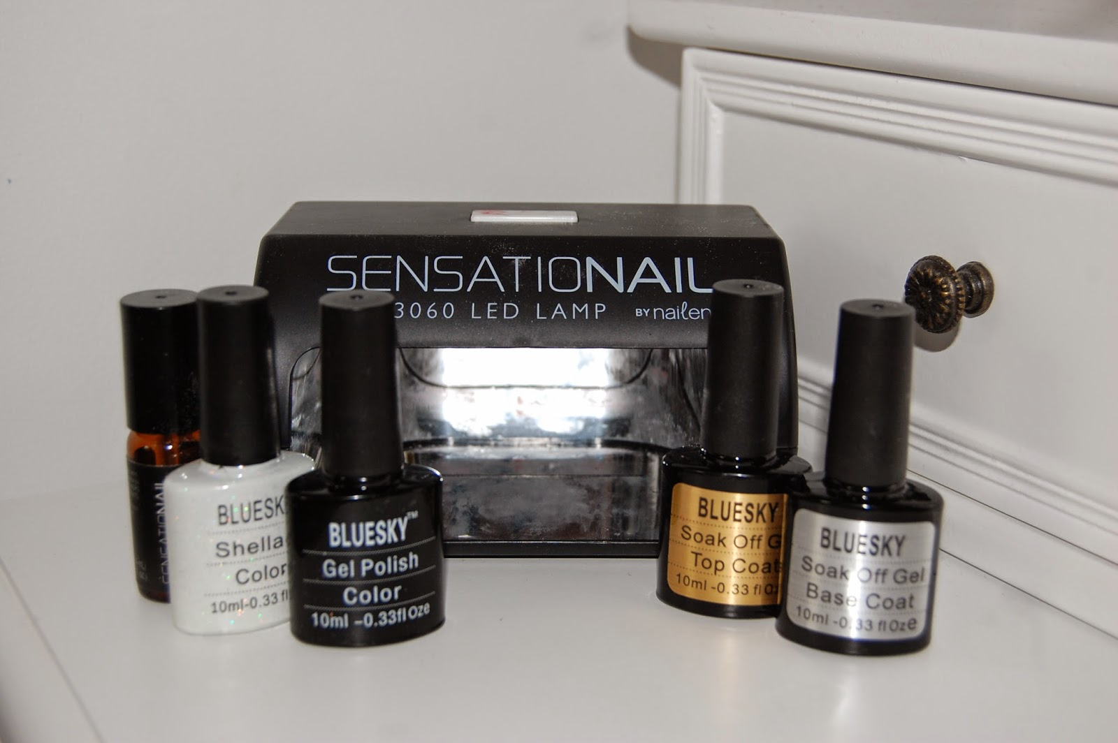 sensationail, nail art, gel nails, bbloggers, bblogger, beauty blog, nail review