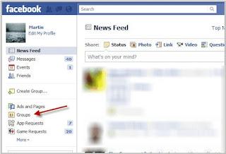 cara menghentikan facebook group member