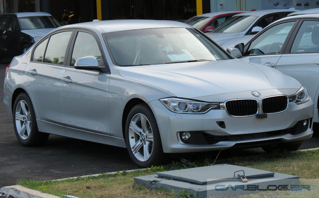 BMW 320I 2015 Active Flex