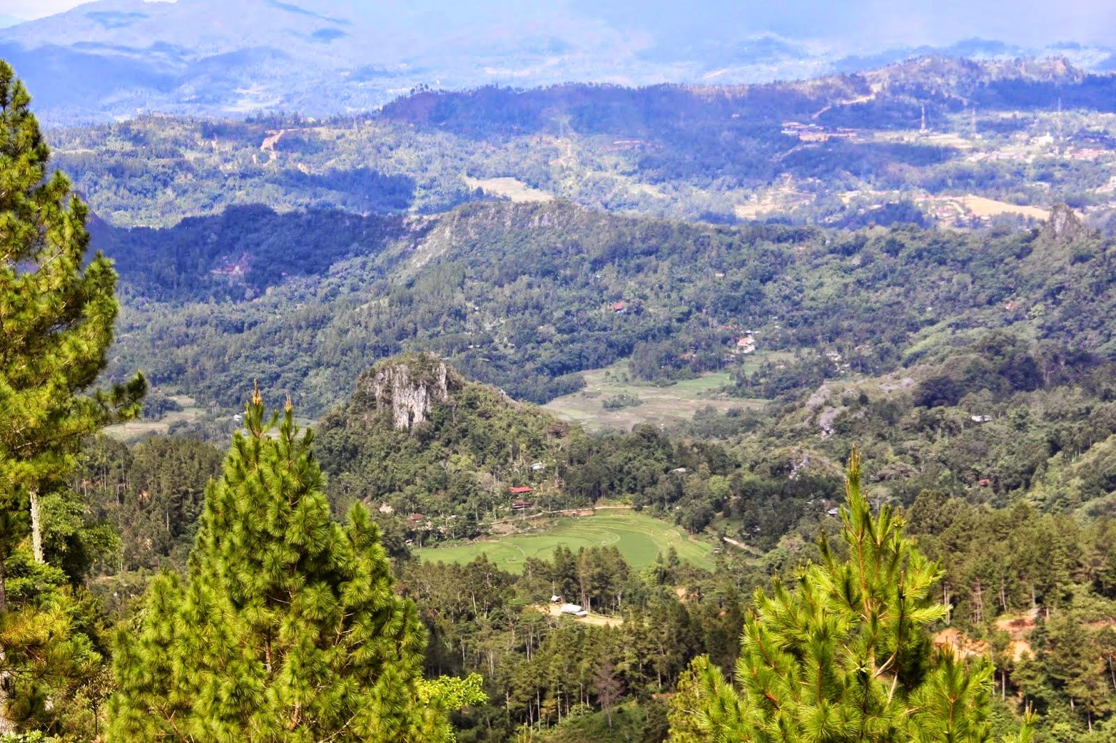 Wisata Alam Pango-Pango Tana Toraja