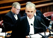 Shocking Oscar trial image makes SA TV history