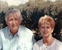 Fess Parker and Marcella Rinehart
