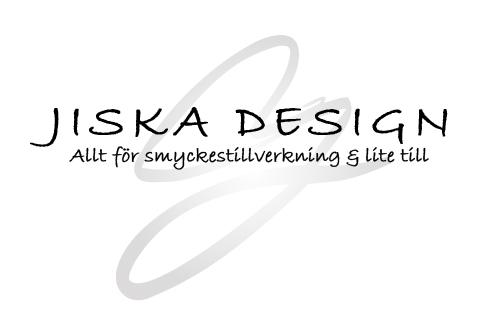 Jiska Design - Pärlbutik - Smycken - Scrapbooking - Blogg