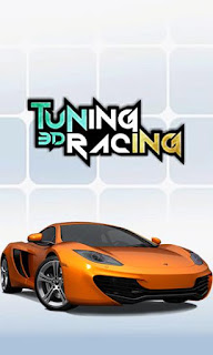 Screenshots of the Tuning racing 3D for Android tablet, phone.