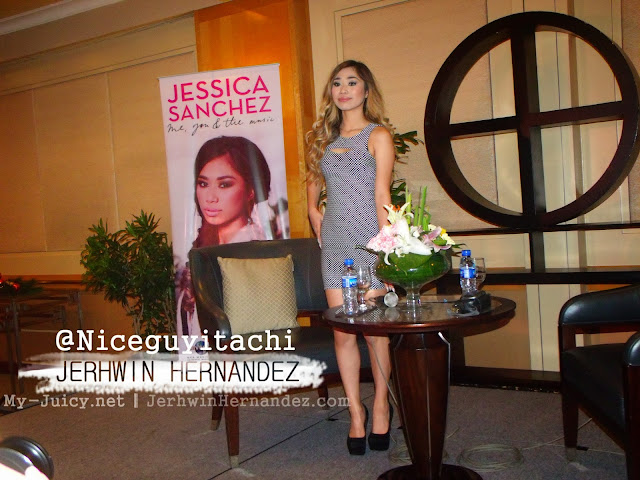 "Jessica Sanchez ""Lead Me Home"" single Philippines' Presscon"