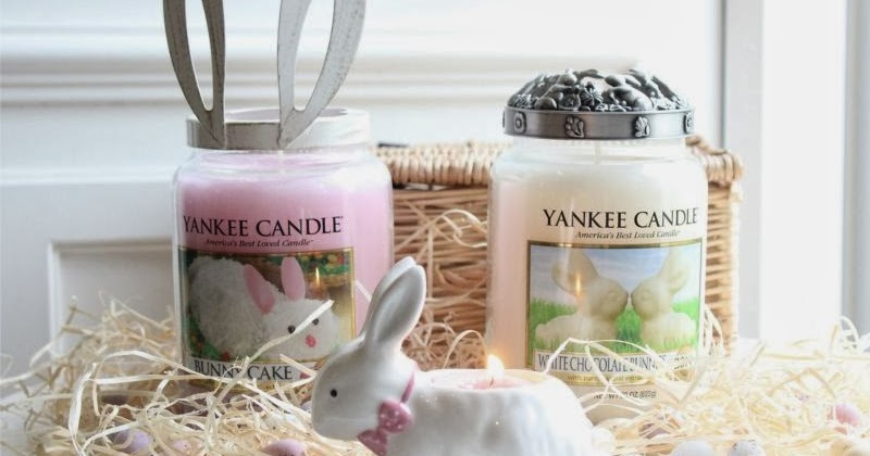 The Sunday Girl Easter With Yankee Candle