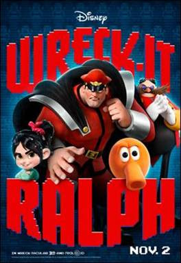 Disney Wreck It Ralph