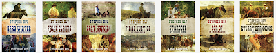 Stuart Brannon Western Series by Stephen Bly