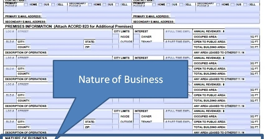 Information & Forms
