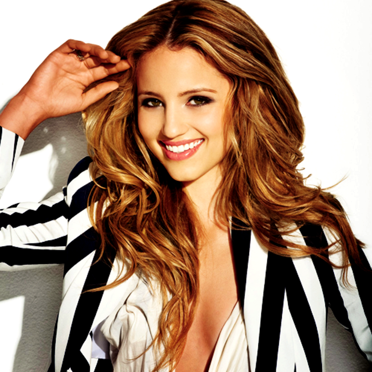 Fresh Look Celebrity Dianna Agron Hairstyles 36