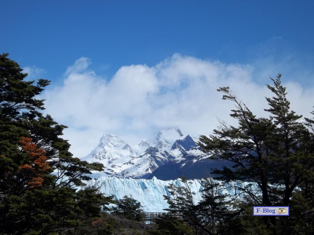 Glaciar Perito Moreno - Pasisaje de glaciar