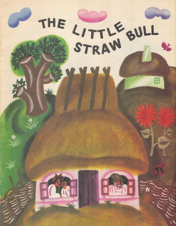The little straw bull