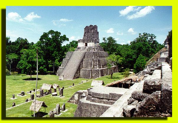 Los sorprendentes mayas manifestaciones art sticas for Civilizacion maya arquitectura