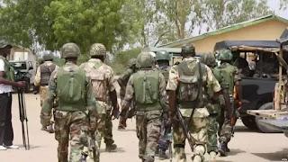 Troop kill 7 Boko Haram insurgents in Borno