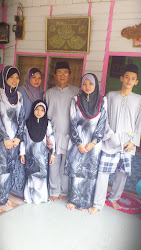 my lovely family..