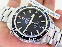 OMEGA SEAMASTER PROFESSIONAL 45,5mm BLACK BEZEL aka OMEGA PLANET OCEAN - AUTOMATIC CO AXIAL CAL2500