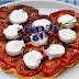 Bon anniversaire - Tomatentartin mit Ziegenkäse