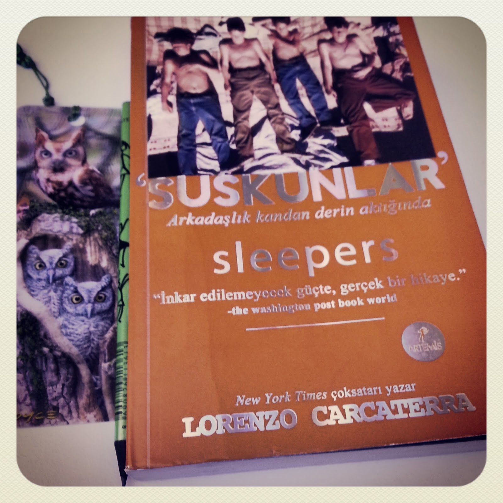 a review of sleepers a book by lorenzo caracaterra These days, lorenzo carcaterra's book ''sleepers'' is known simply as ''the controversial best seller'' that's a shorthand way of saying that when this tidily plotted new york story was published as a nonfiction memoir last year, it sounded more hollywood than hell's kitchen and prompted instant skepticism about the author's.