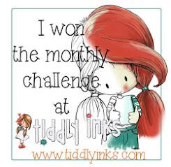 I was a winner!!
