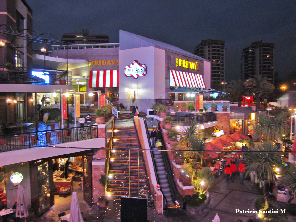 Chile santiago travels for Centros comerciales en santiago de chile