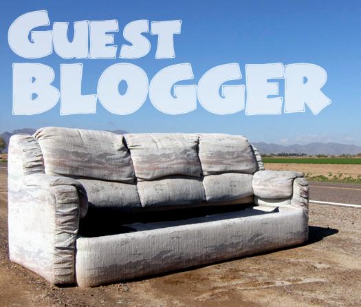 شرح مفهــوم Guest blogging