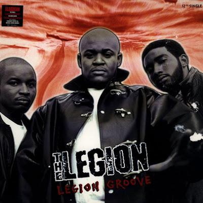 The Legion – Legion Groove (CDS) (1994) (FLAC + 320 kbps)