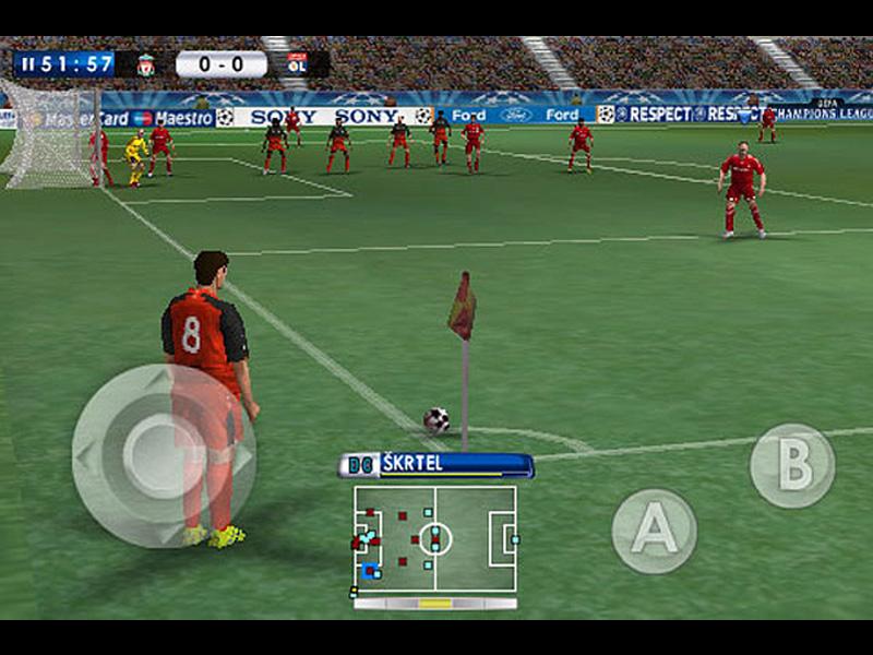 Скачать Pro Evolution Soccer На Android