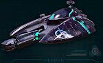 PlanetSide 2 - VS Magrider