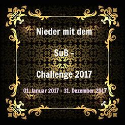 Nieder mit dem SuB - Challenge 2017