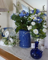 Silks & Beautiful Containers