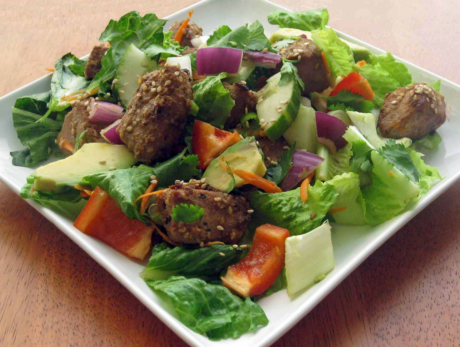 recipe: tuna steak salad dressing [4]