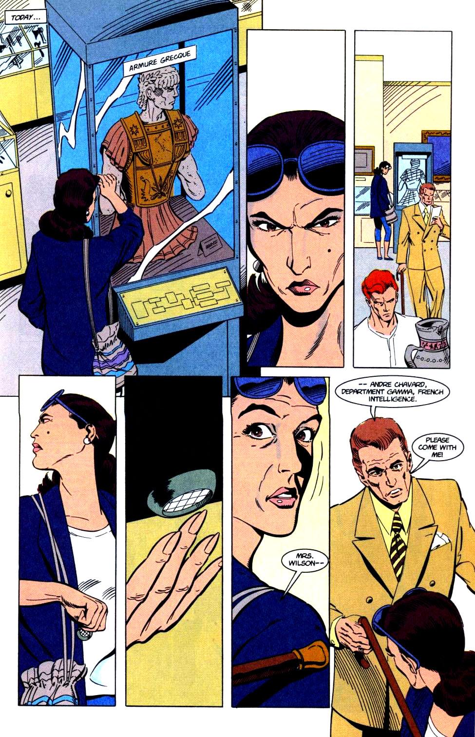 Deathstroke (1991) Issue #32 #37 - English 4