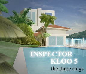 Solucion Inspector Kloo 5 - The Three Rings Guia