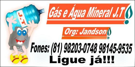 O pequeno do Gás
