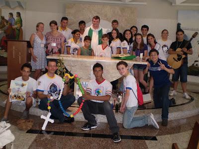 Encontro de Formação para Assessores e Coordenadores de grupos da JM no Paraná