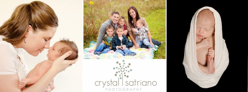 Crystal Satriano Photography - Wedding & Portrait Photographer in Northeast, PA