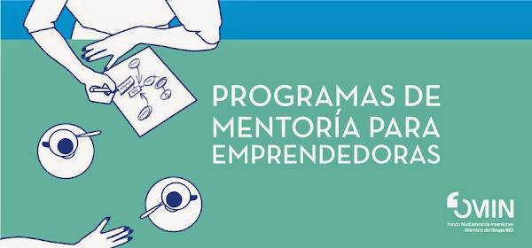 Programa mentorías para emprendedoras