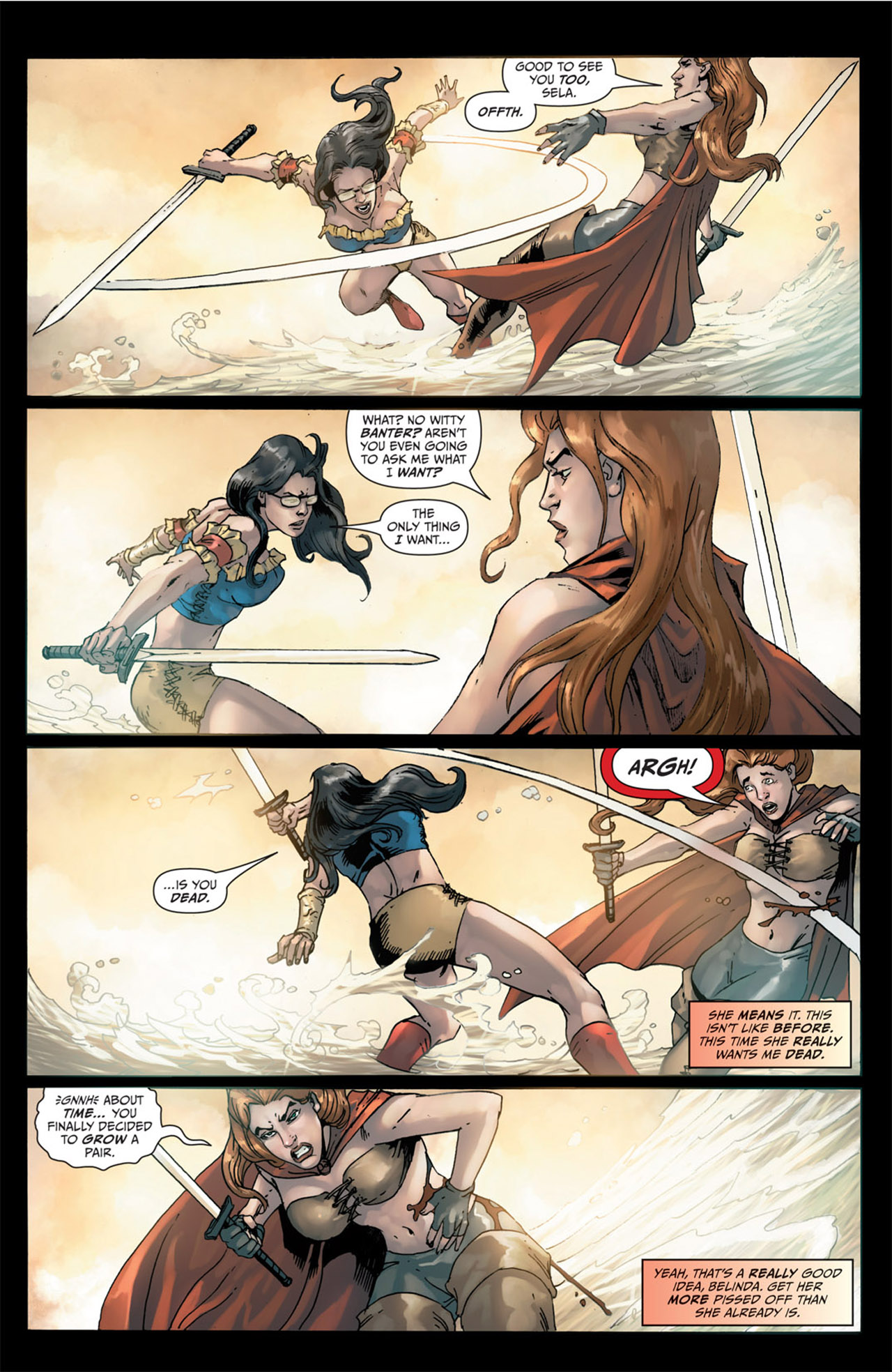 Grimm Fairy Tales (2005) Issue #63 #66 - English 6